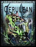 GM Screen Inserts--Cerulean Seas