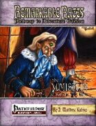 Remarkable Races Pathway to Adventure: The Numistian