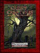 Creepy Creatures: Bestiary of the Bizarre