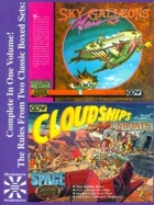 Space 1889 - Sky Galleons of Mars/Cloudships and Gunboats