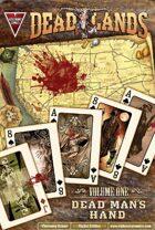 DEADLANDS: Dead Man's Hand