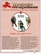 Warlocks & Wolfriders 0200: Non-human Adversaries