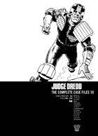 Judge Dredd: The Complete Case Files #10
