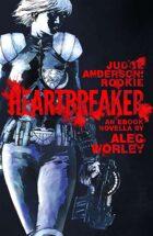 Judge Anderson Rookie: Hearthbreaker