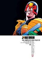 Judge Dredd: The Complete Case Files #20