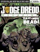 Judge Dredd Megazine #307
