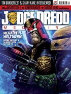 Judge Dredd Megazine #308