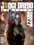 Judge Dredd Megazine #317