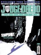 Judge Dredd Megazine #322