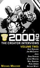 2000 AD: The Creator Interviews #2