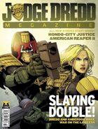 Judge Dredd Megazine #332