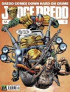 Judge Dredd Megazine #338