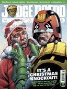 Judge Dredd Megazine #343