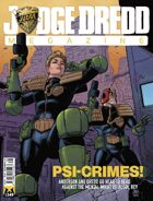 Judge Dredd Megazine #349