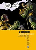 Judge Dredd: The Complete Case Files #32