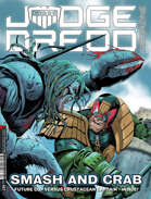 Judge Dredd Megazine #417