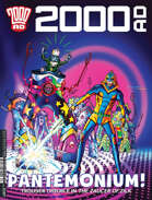 2000 AD: Prog 2167