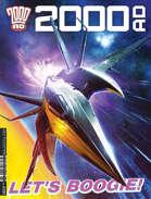 2000 AD: Prog 2191