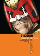 Judge Dredd: The Complete Case Files #36