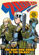 2000 AD Regened Collection Volume 1
