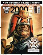 2000 AD: Prog 1600