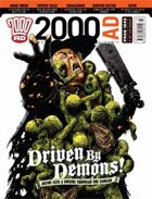 2000 AD: Prog 1643