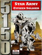5150: Star Army Citizen Soldier