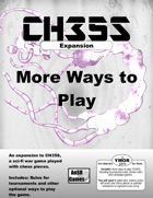 CH35S: More Ways to Play