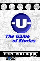 z_OLD - -U- The Game of Stories (core rulebook -revised)