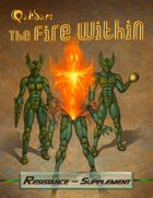 Qalidar Supplement 1: The Fire Within