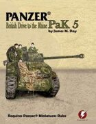 Panzer® Panzer PaK 5 Extras