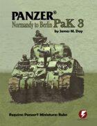 Panzer® PaK 3: Normandy to Berlin