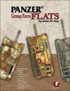 Panzer® Flats: German Forces