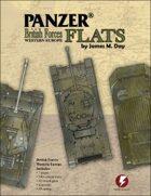 Panzer® Flats: British Western Europe Common Base