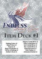 [Endless: Fantasy Tactics] Item Deck #1