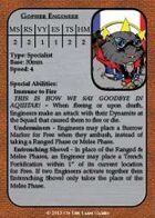 [Brushfire] Gopher Engineer