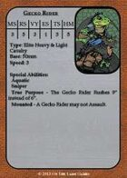 [Brushfire] Gecko Rider
