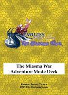 Endless: Fantasy Tactics - Adventure Mode - The Miasma War Cards