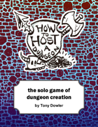 How to Host a Dungeon 2nd Edition
