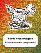 How to Host a Dungeon POD Bundle [BUNDLE]