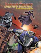 Daring Comics Role-Playing Game: Errata Sheet