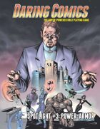 Daring Comics Spotlight #3: Power-Armor