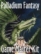 Palladium Fantasy Game Master Kit
