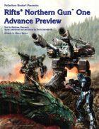 Rifts® Northern Gun One Advance Preview