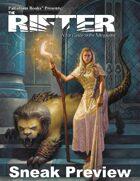 The Rifter® #63 Sneak Preview