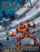 Rifts® Northern Gun Two Sneak Preview