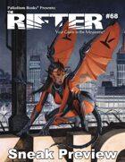 The Rifter® #68 Sneak Preview