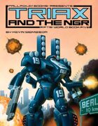 Rifts® World Book Five: Triax™ & The NGR™