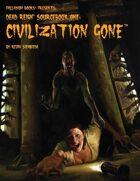 Dead Reign® Sourcebook 1: Civilization Gone™