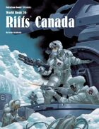 Rifts® World Book 20: Canada